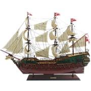 Модель парусника Norske Love, Дания фото