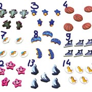 Пуговицы для детской одежды 40 видов фото
