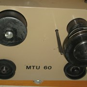 Манометр грузопоршневой MTU-60 (МП-60) фото