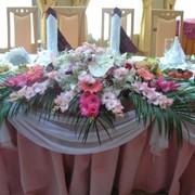 Флористическое оформление торжеств, Симферополь фото