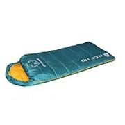 """Спальный мешок """"Антрим"""" зеленый правый (5+25) 220/90 вес 1кг фото"""