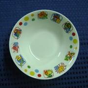"Тарелка №8 глубокая ""Азбука""8400 (5-15) фото"