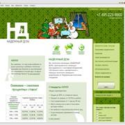 Корпоративный Web-сайт фото