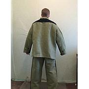 Костюм сварщика спилковый усиленный (КС- У- Спилок 2,3) фото