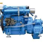 Судовой двигатель TDME-4102 70 л.с. фото