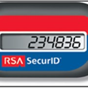 Базовый аппаратный токен аутентификации RSA SecurID SD200 фото