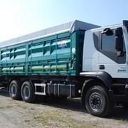 Зерновоз Iveco Trakker AT 380T41H фото