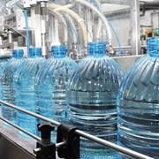 Линия выдува и розлива питьевой воды в ПЭТ 5,0 л фото