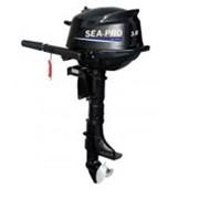 Мотор лодочныq SEA-PRO T 3.6S фото