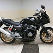 Мотоцикл naked bike Honda CB 400 SUPER BOL D'OR пробег 67 538 км фото