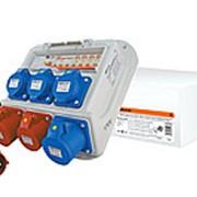 РУСПн кабель 2,2 м х 025 - 3х413+1х423+1х415+1х425 IP54 TDM фото