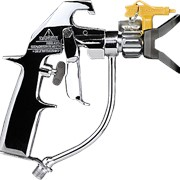 Пистолет окрасочный безвоздушного распыления ASG-350 фото