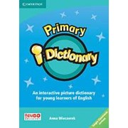 Anna Wieczorek Primary i-Dictionary 1 Starters High Beginner CD-ROM (Single classroom) фото