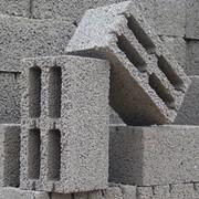 Блок керамзитобетонный фото