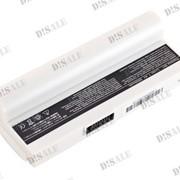 Батарея Asus Eee PC 901, 1000, 7,4V 6600mAh White (EEE PC 901HW) фото