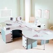 Офисная мебель в Астане фото
