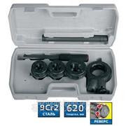 Набор Stayer резьбонарезной трубный в пластмассовом боксе, 1/2, 3/4, 1 Код: 28260-H4 фото