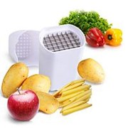 Стакан для нарезки картошки фри фото