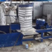 Оборудование для переработки вторичного полимерного сырья фото