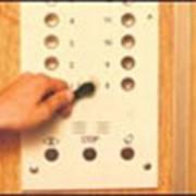 Установка систем контроля доступа для лифтов фото