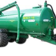 Машина для внесения жидких органических удобрений МЖУ-16 фото
