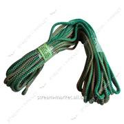 Шнур Макаров d=6 мм (ковровый шнур в синтетической оплетке) (20м) фото