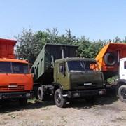 Вывоз мусора Камаз самосвал в Нижнем Новгороде фото