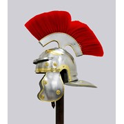 Шлем центуриона с плюмажем фото