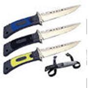 Ножи для подводной охоты фото