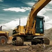 Услуги строительной спецтехники фото