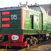 Ремонт тяговых агрегатов ПЭ2У фото