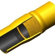 Раструбно-шиповое резьбовое соединение для трубопроводов фото