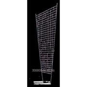Шпалера «Решетка» 2 м фото