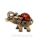 Сувенир Слон Цирковой фото