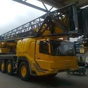 Аренда автокрана 130 тонн Grove GMK5130-2 фото