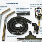 Система q-vac® для уборки технических жидкостей с поверхностей и емкостей 1171 фото