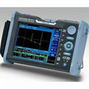 Измерения волоконно-оптических линий связи фото
