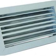 Решетка вентиляционная алюминиевая РАГ 150х250 фото