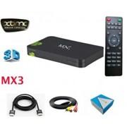 Медиаплеер Android Smart TV Box VenBOX ITV03 (MX3) фото
