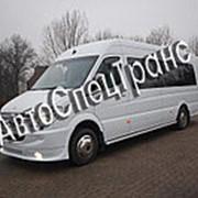 Заказать микроавтобус фото