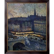 Картина Сент-Шапель. Париж. 1902 , Люс, Максимильен фото