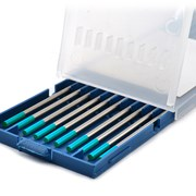 Электроды вольфрамовые ВЛ 2,4 мм фото