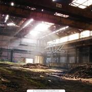 Складская и производственная недвижимость. фото