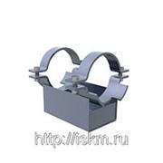 Опоры корпусные хомутовые типа КХ-А11 (А21) фото