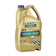 Моторное масло RFS Racing Formel Sport 15w50, 1л фото