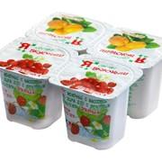 Йогурты молочные с фруктами Я вкусный фото