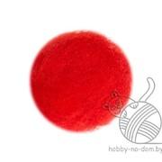 Кардочес для валяния (100% шерсть) (Латвия) фото
