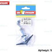 Дюбель 186С-08-100 крюк потолочный складной 8,0*100 (1шт.) /24/ фото