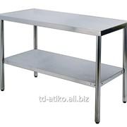 Стол разделочный СП-2/600/600 фото