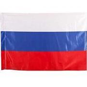 "Флаг ""Россия"" 135*90 см фото"